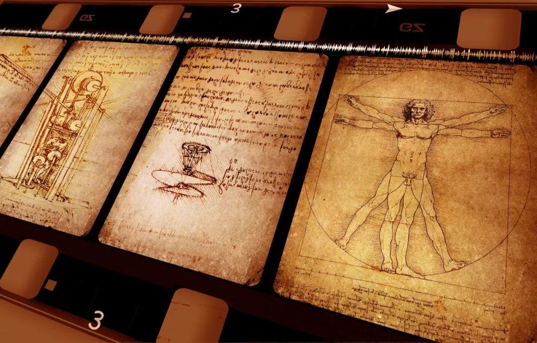 达芬奇的珍贵手稿,你都见过吗?插图19