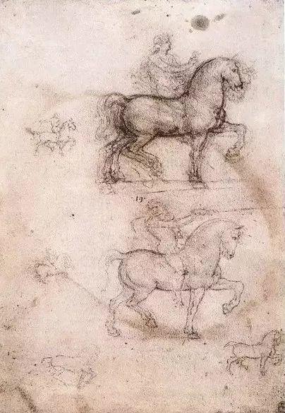 达芬奇的珍贵手稿,你都见过吗?插图45