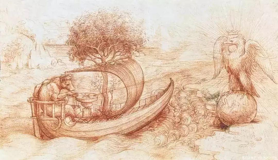 达芬奇的珍贵手稿,你都见过吗?插图57