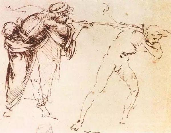 达芬奇的珍贵手稿,你都见过吗?插图61