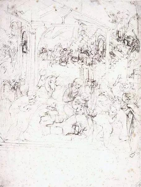 达芬奇的珍贵手稿,你都见过吗?插图65