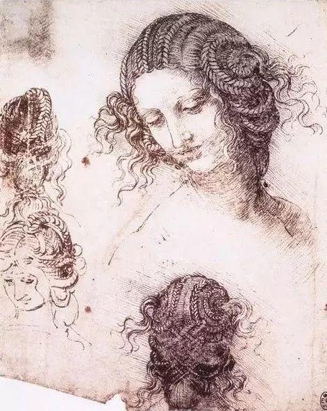 达芬奇的珍贵手稿,你都见过吗?插图67