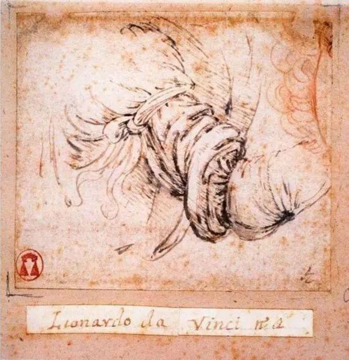 达芬奇的珍贵手稿,你都见过吗?插图73