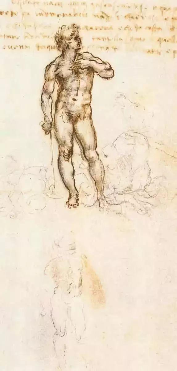 达芬奇的珍贵手稿,你都见过吗?插图75