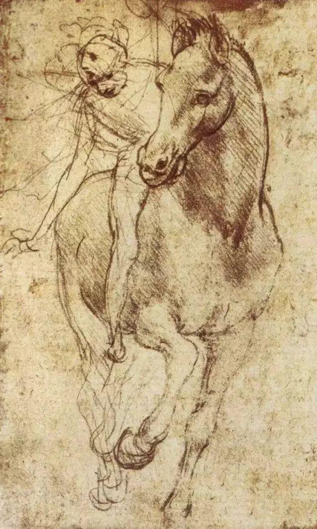 达芬奇的珍贵手稿,你都见过吗?插图119