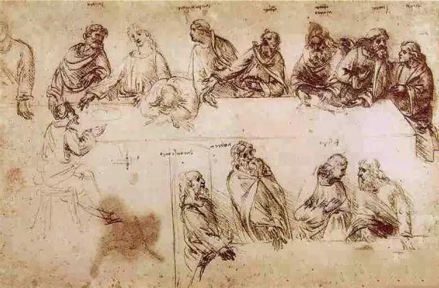 达芬奇的珍贵手稿,你都见过吗?插图147