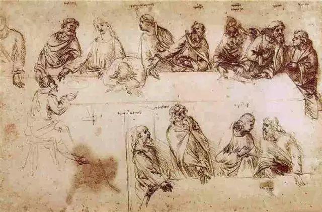 达芬奇的珍贵手稿,你都见过吗?插图151