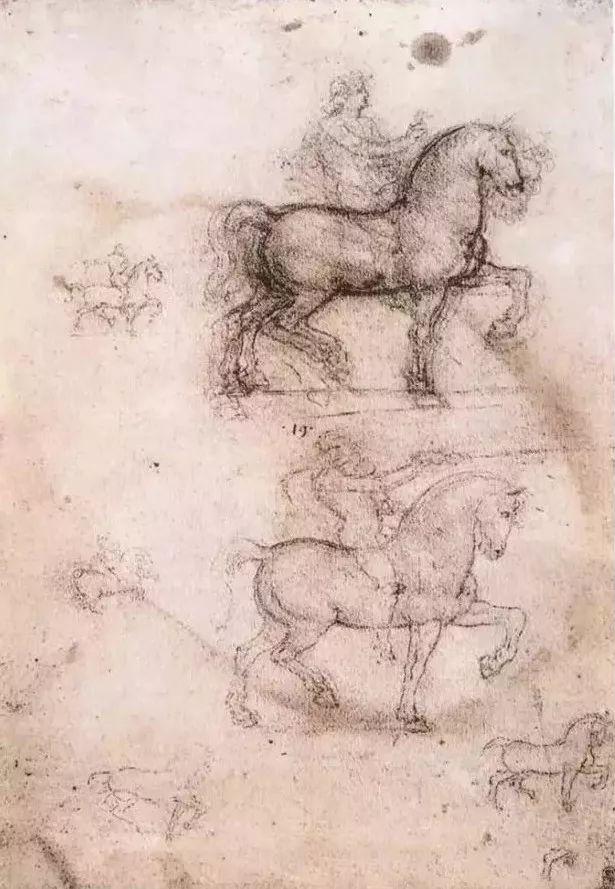 达芬奇的珍贵手稿,你都见过吗?插图153