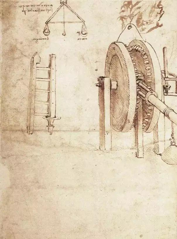 达芬奇的珍贵手稿,你都见过吗?插图177
