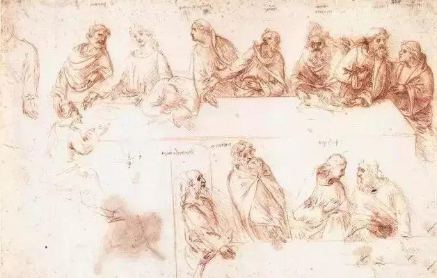 达芬奇的珍贵手稿,你都见过吗?插图189
