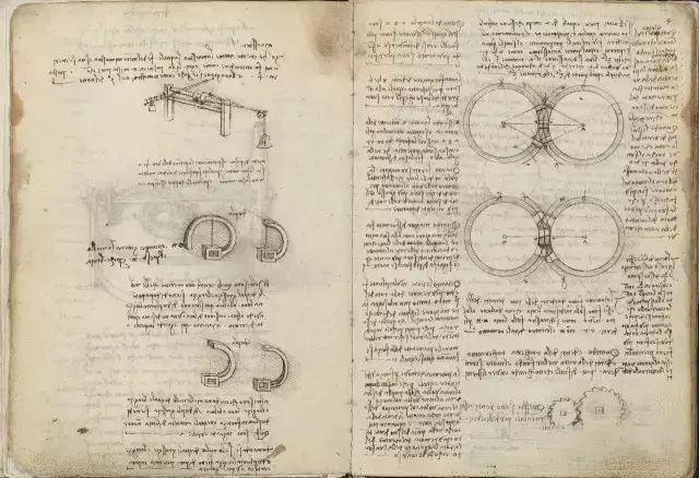 达芬奇的珍贵手稿,你都见过吗?插图193