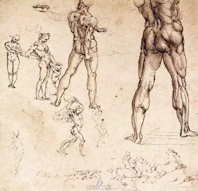 达芬奇的珍贵手稿,你都见过吗?插图209