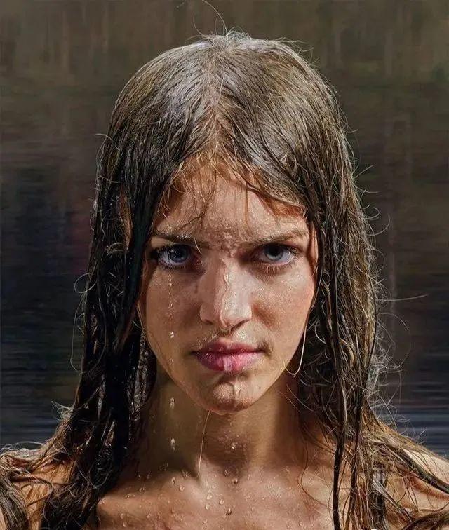 德国画家超写实人物油画,细腻逼真插图4