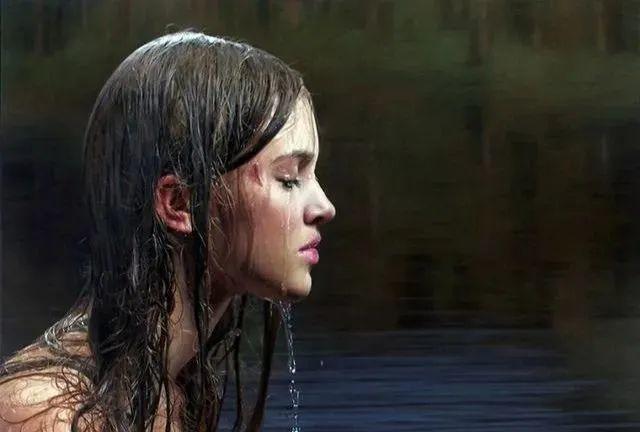 德国画家超写实人物油画,细腻逼真插图12