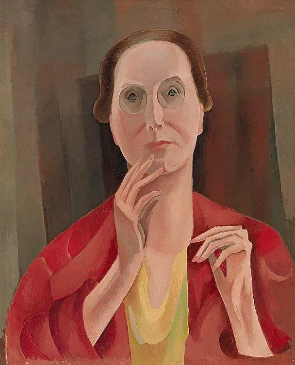 强烈的色彩和粗犷的线条,瑞士先锋派女画家艾丽丝·贝利!插图55