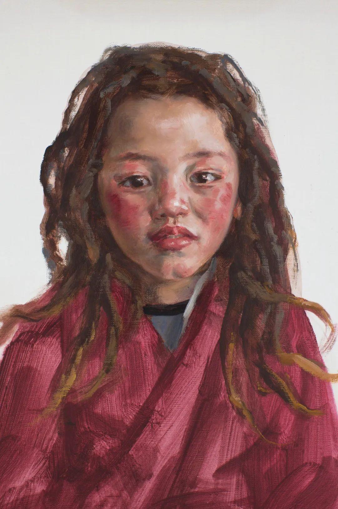 油画大师于小冬2021跨年油画写生,真耐看!插图37