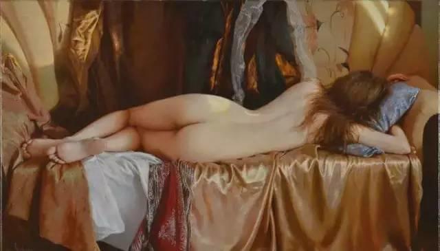 俄罗斯女画家画的作品,真实细腻插图14