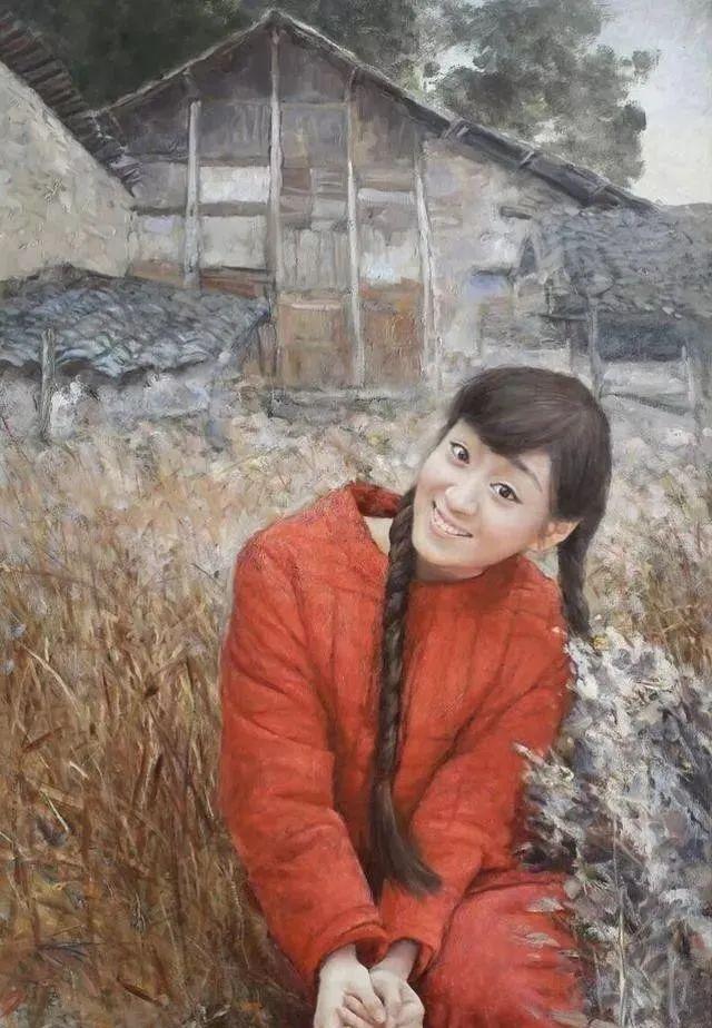 看画家邱瑞敏笔下美院的模特插图67
