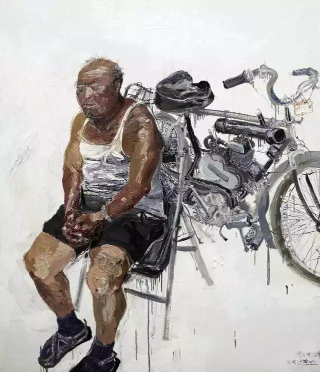 风景油画丨著名艺术家赵开坤的写意风景油画插图67