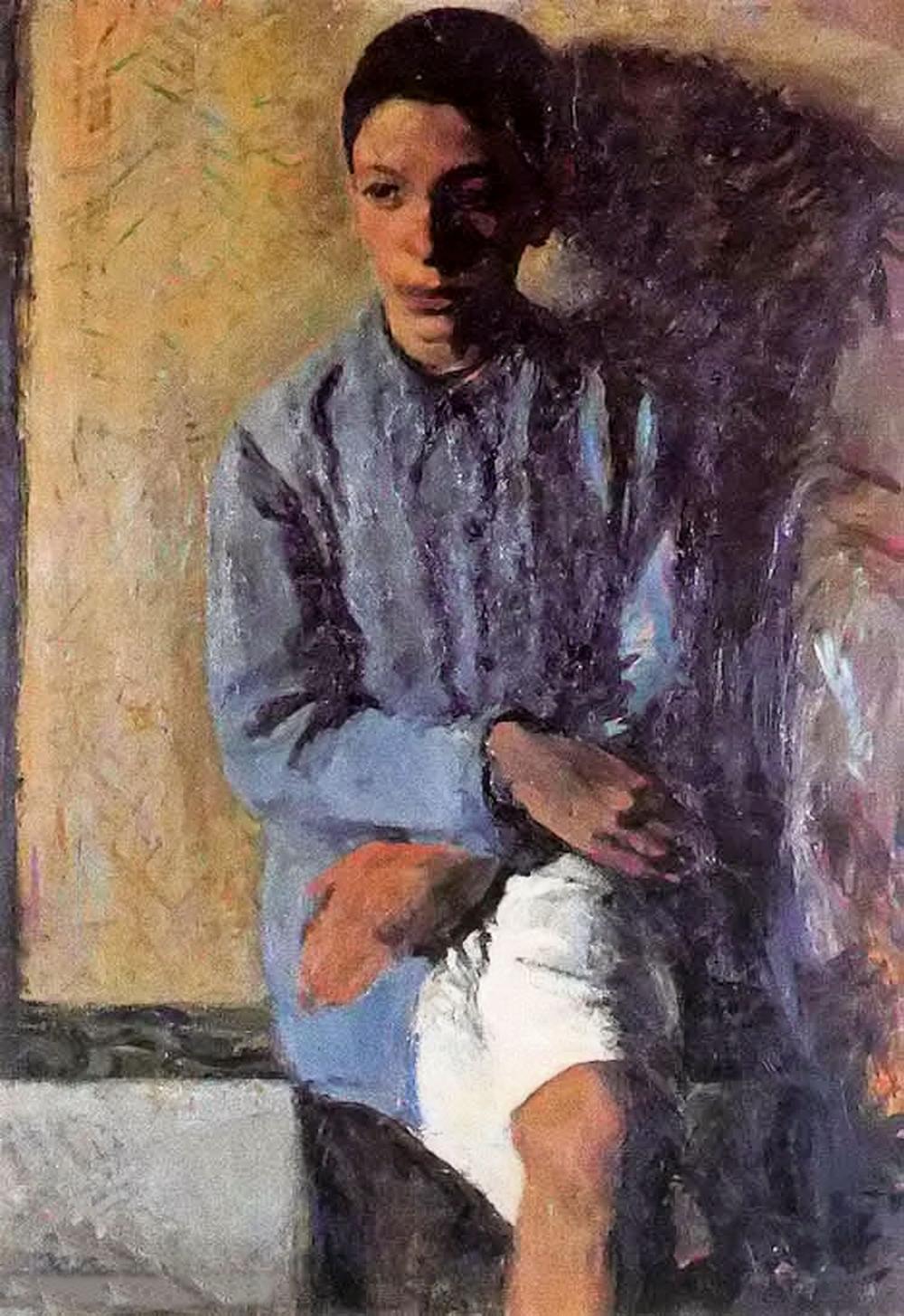 立体与未来主义的忧郁 | 意大利艺术家 Mario Sironi 绘画作品插图23