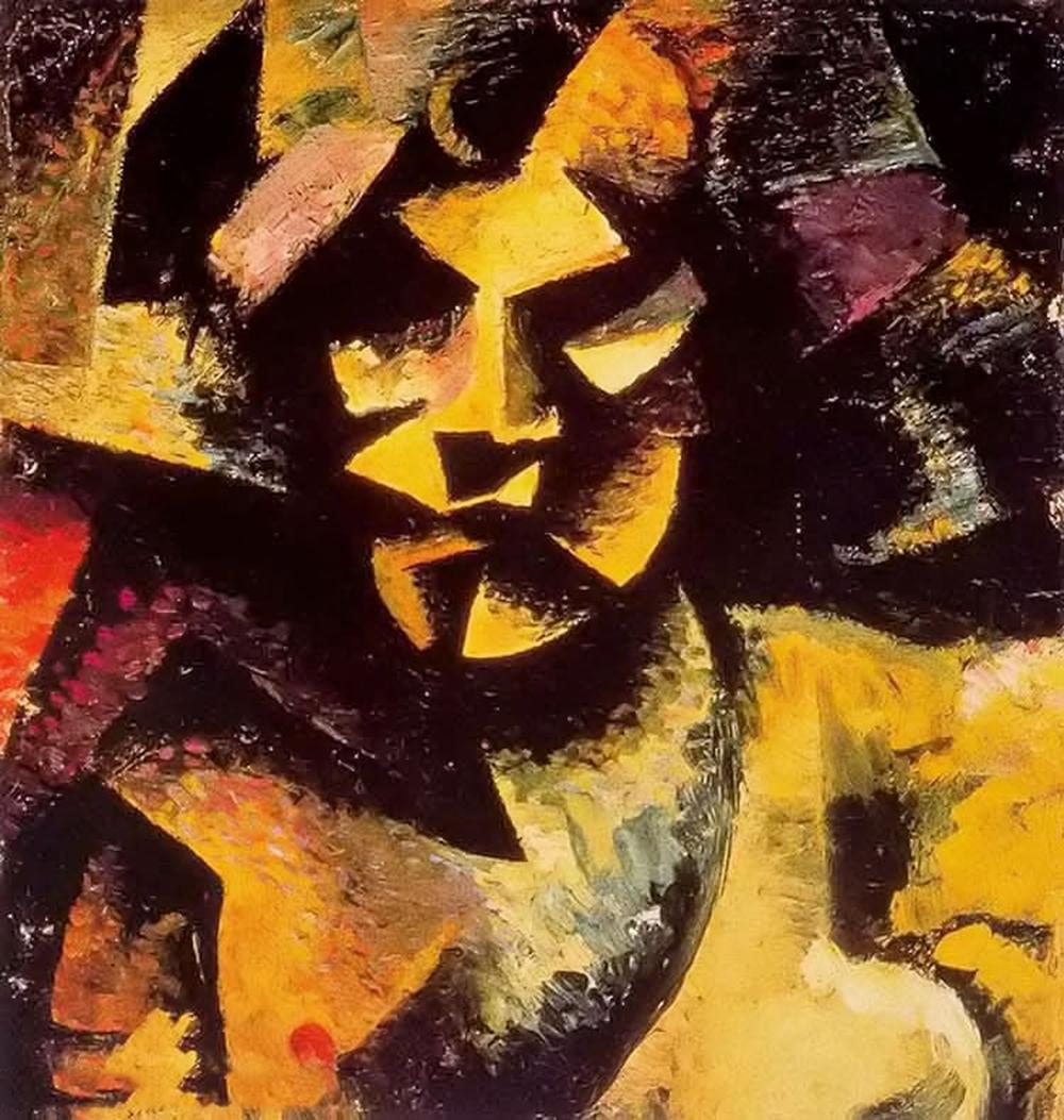 立体与未来主义的忧郁 | 意大利艺术家 Mario Sironi 绘画作品插图33