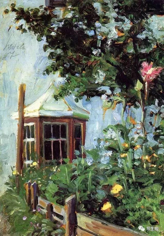 生命的疲惫与流逝——席勒笔下的房子插图119