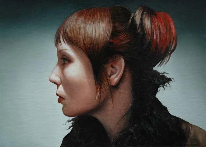 玛丽·简·安塞尔,时尚的女性肖像。插图3