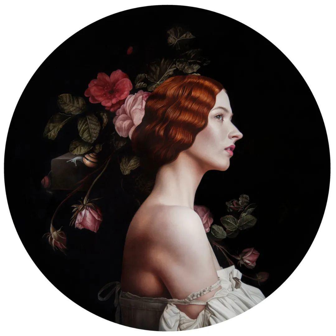 玛丽·简·安塞尔,时尚的女性肖像。插图9