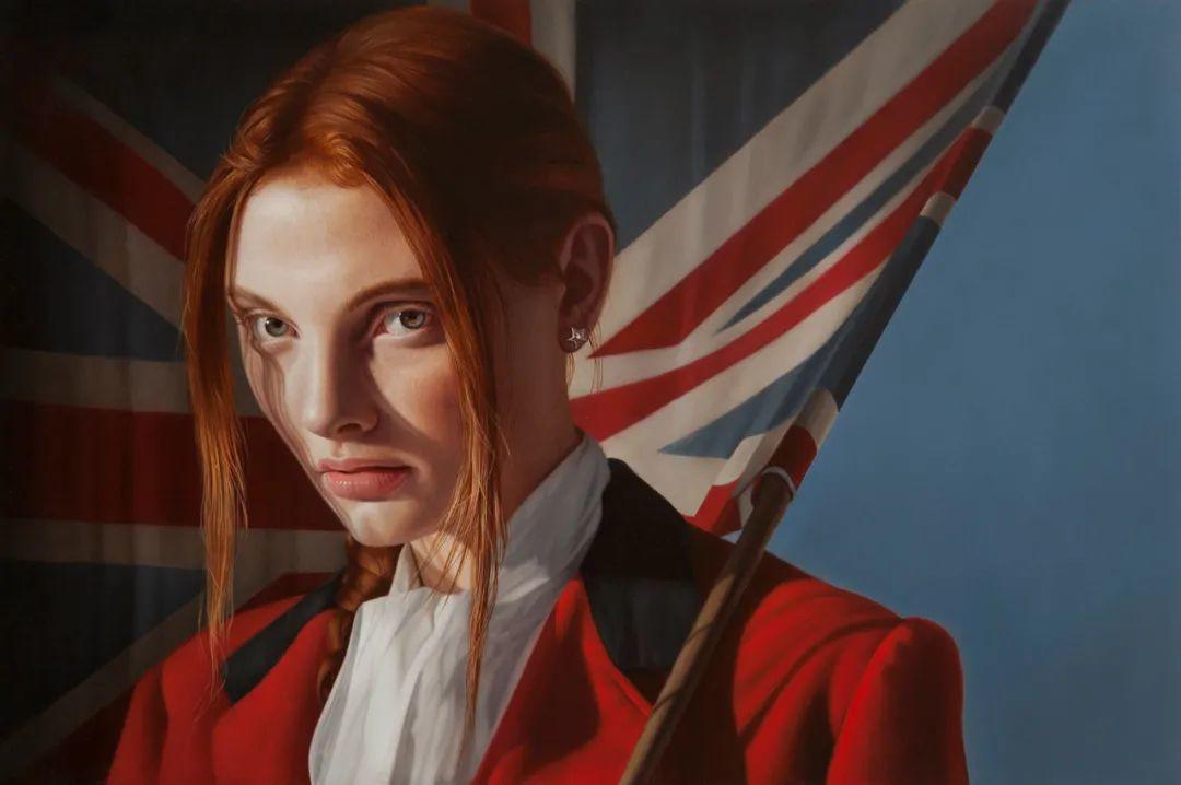 玛丽·简·安塞尔,时尚的女性肖像。插图13