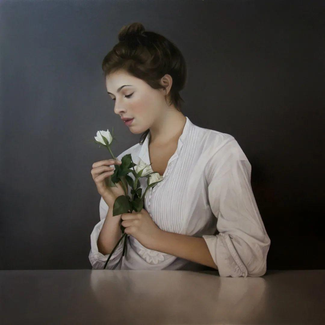 玛丽·简·安塞尔,时尚的女性肖像。插图29