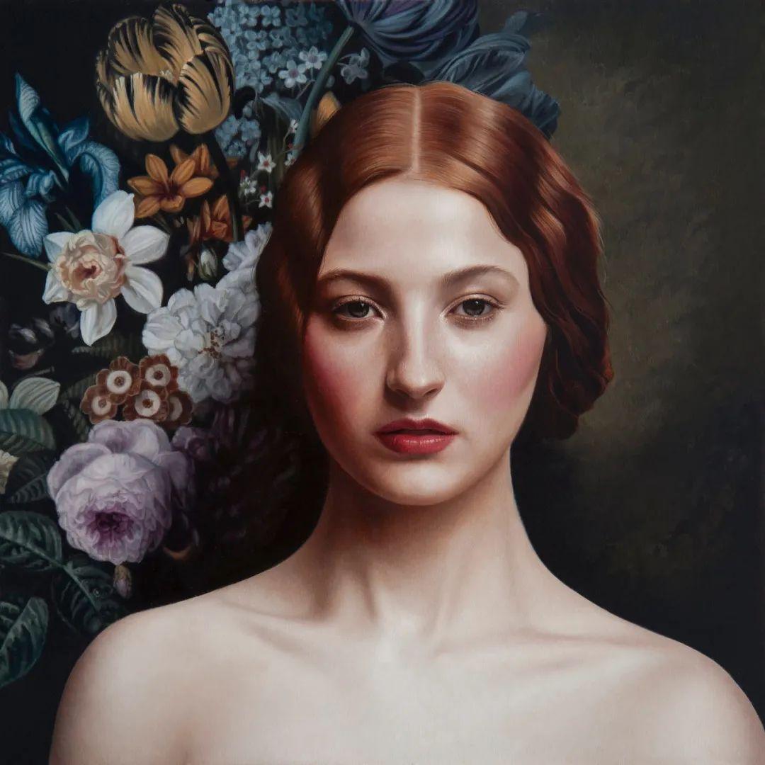 玛丽·简·安塞尔,时尚的女性肖像。插图41