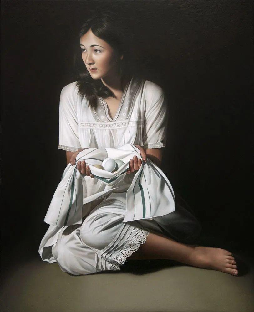 玛丽·简·安塞尔,时尚的女性肖像。插图43