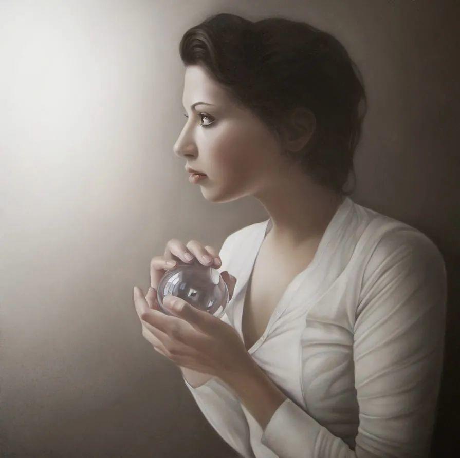 玛丽·简·安塞尔,时尚的女性肖像。插图61