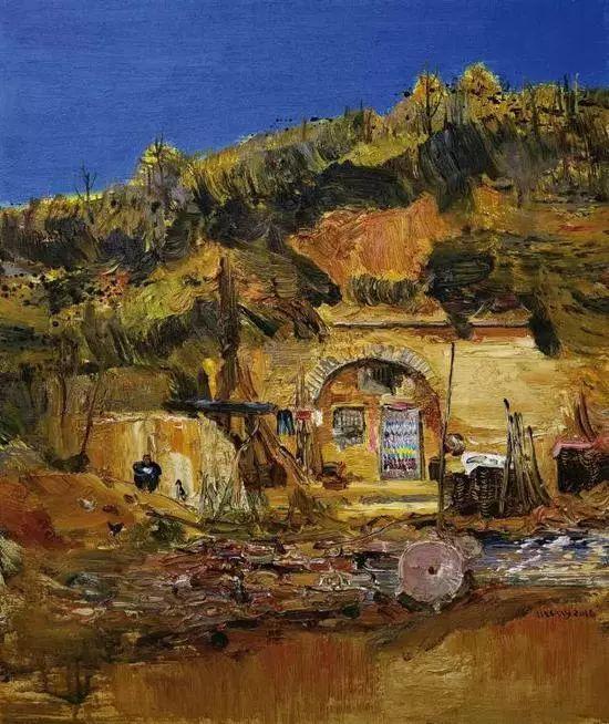 风景油画丨著名艺术家孟新宇的风景油画插图5