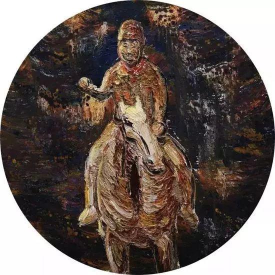 风景油画丨著名艺术家孟新宇的风景油画插图9