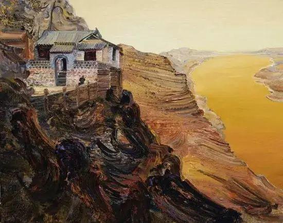 风景油画丨著名艺术家孟新宇的风景油画插图13