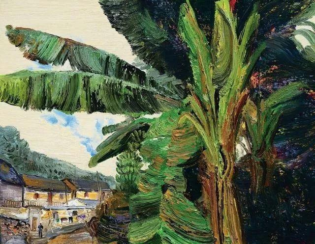 风景油画丨著名艺术家孟新宇的风景油画插图17