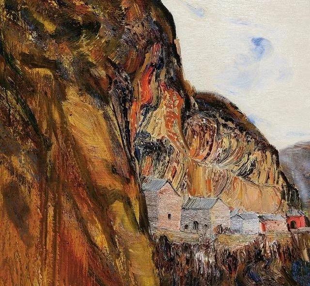 风景油画丨著名艺术家孟新宇的风景油画插图19