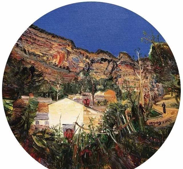 风景油画丨著名艺术家孟新宇的风景油画插图27