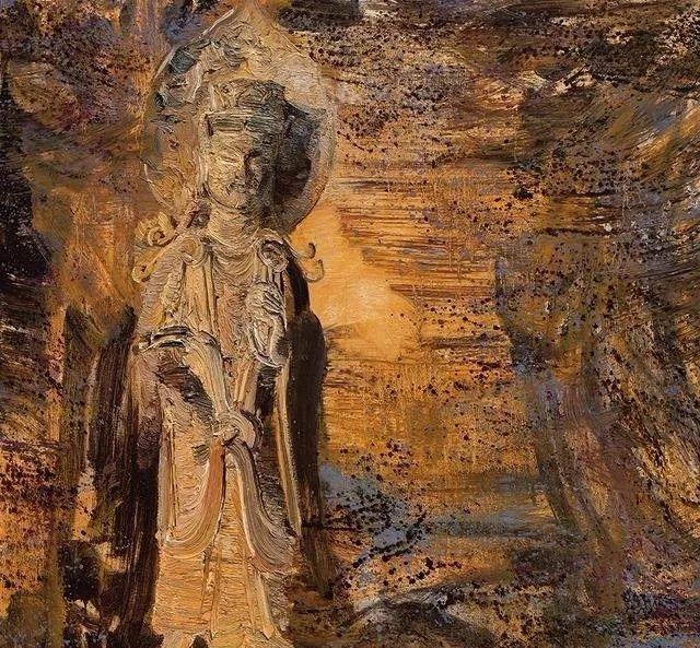 风景油画丨著名艺术家孟新宇的风景油画插图29