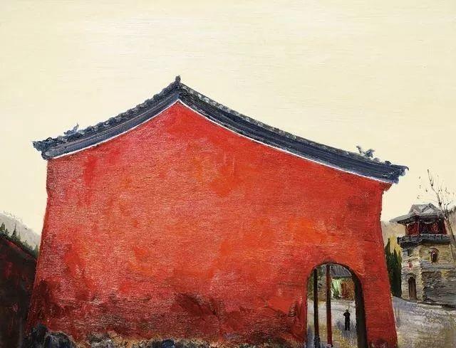 风景油画丨著名艺术家孟新宇的风景油画插图31