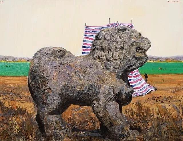 风景油画丨著名艺术家孟新宇的风景油画插图33