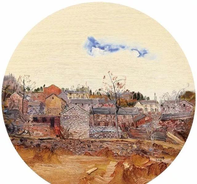 风景油画丨著名艺术家孟新宇的风景油画插图37