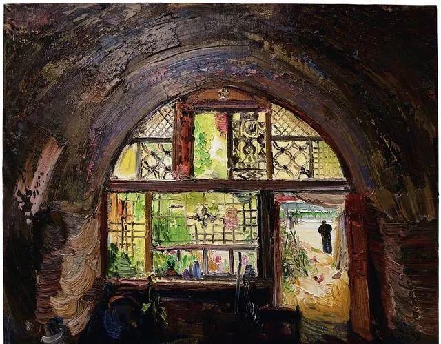 风景油画丨著名艺术家孟新宇的风景油画插图45