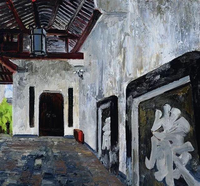 风景油画丨著名艺术家孟新宇的风景油画插图49