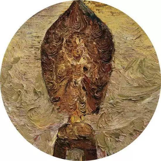 风景油画丨著名艺术家孟新宇的风景油画插图51