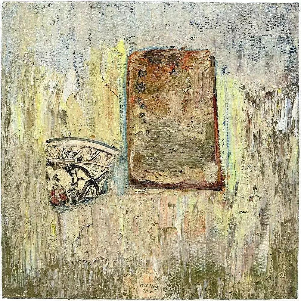 风景油画丨著名艺术家孟新宇的风景油画插图63