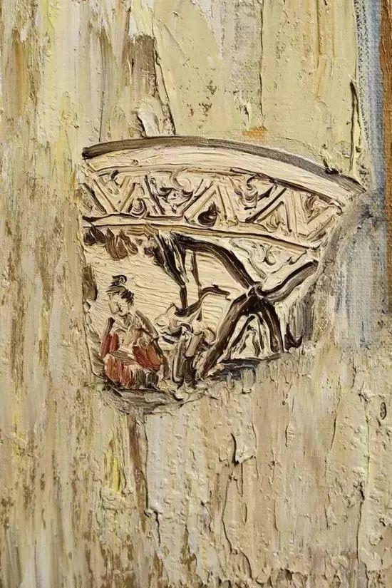 风景油画丨著名艺术家孟新宇的风景油画插图65