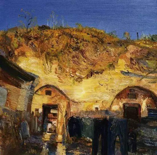风景油画丨著名艺术家孟新宇的风景油画插图77