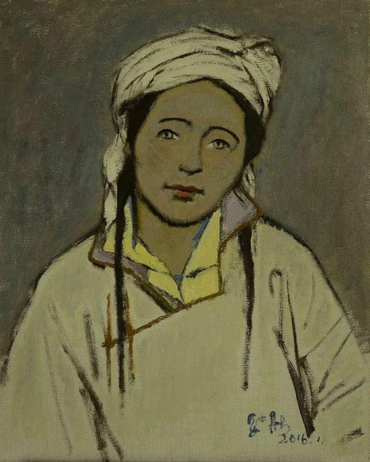 他是吴冠中眼中画的最好的画家,他是一代宗师,太极高手——草原画家妥木斯插图1